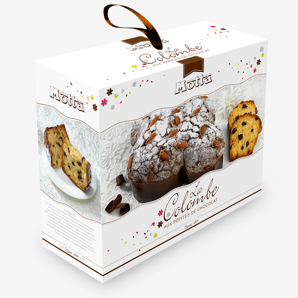 Colombe chocolat | Motta