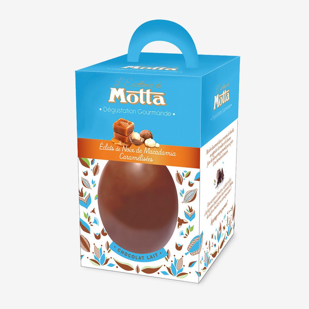 Eclat de Caramel et Noix de Macadamia | Motta