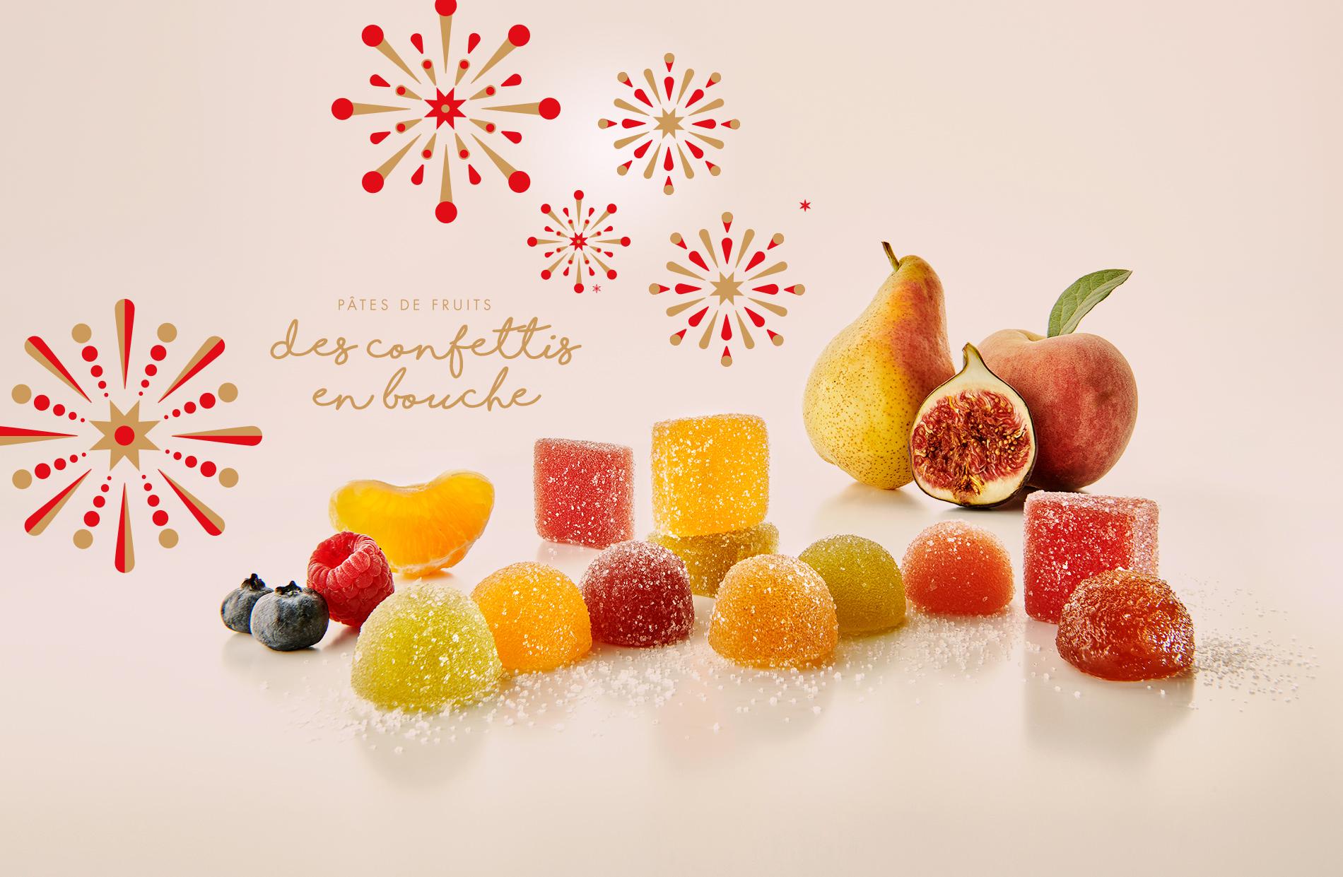 Pâtes de fruits Motta